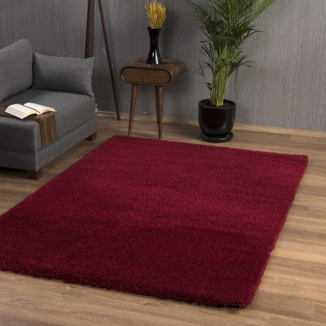 The Comfy Red Rug