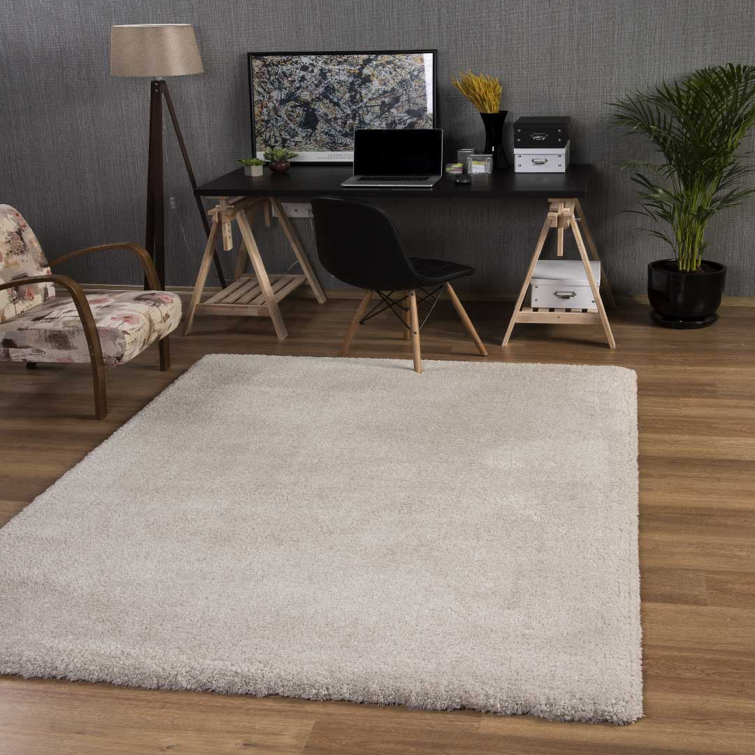 The Comfy Taupe Rug